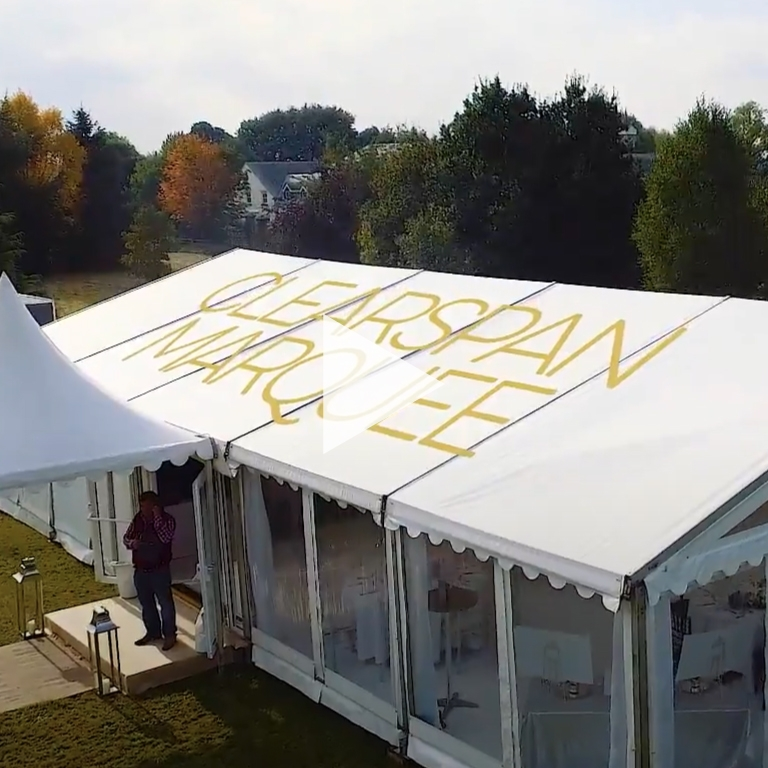 9m Clearspan MarqueeVideo