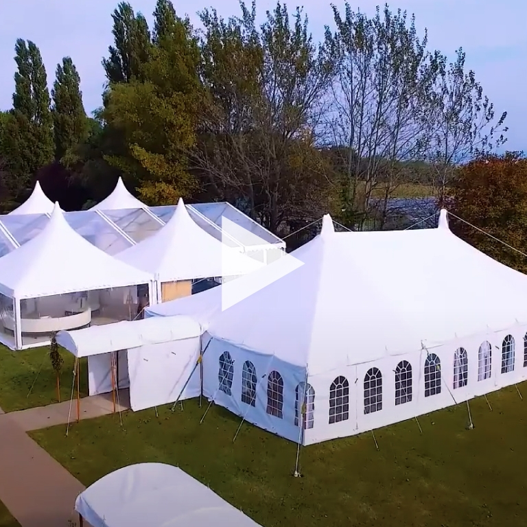 30ft Traditional Marquee Video