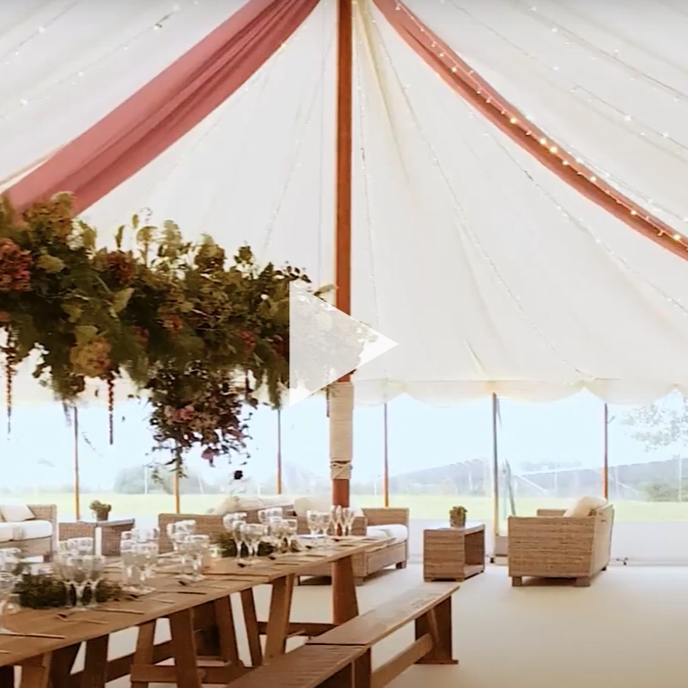 40ft Traditional Marquee Video